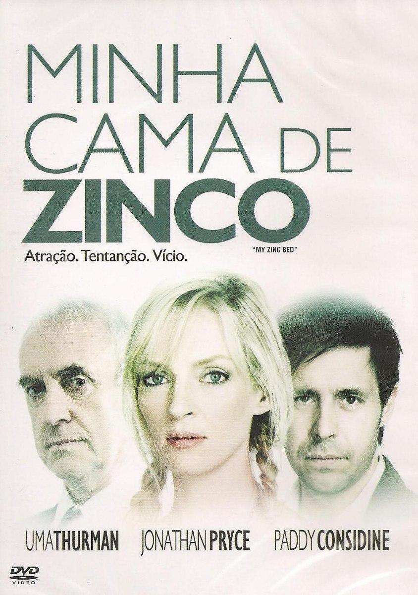 Poster do filme Minha Cama de Zinco