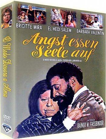 Poster do filme O Medo Devora a Alma