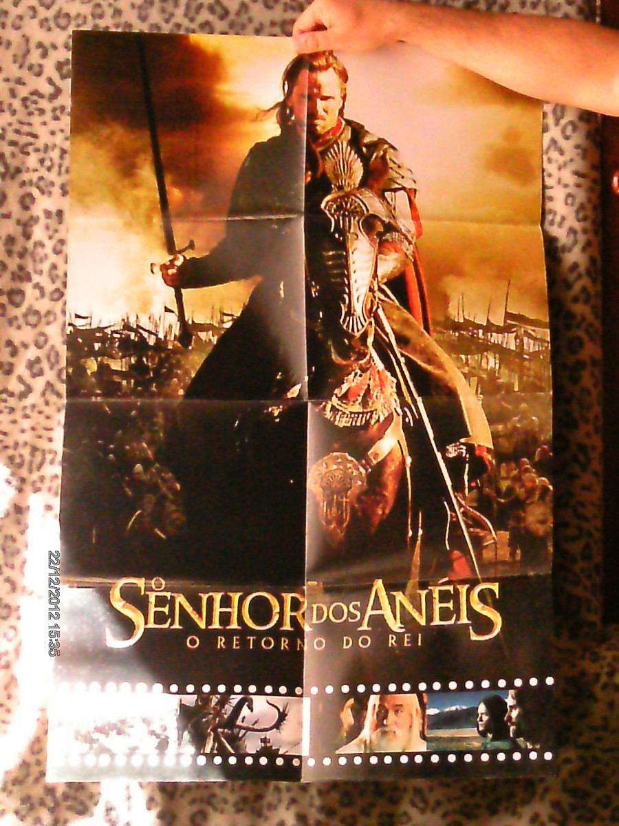 Poster do filme O Senhor dos Anéis: O Retorno do Rei