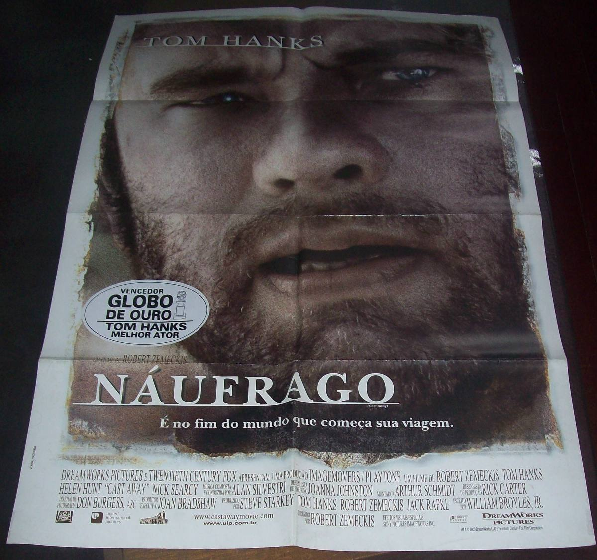 Poster do filme Náufrago