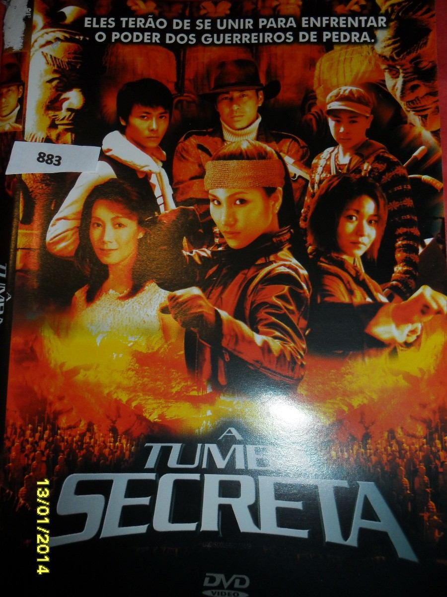 Poster do filme A Tumba Secreta