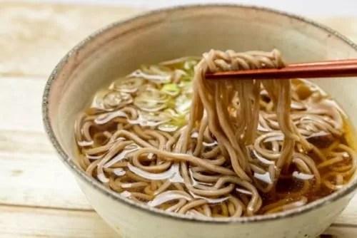 三大蕎麦 日本 江戸