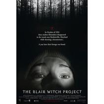 Poster do filme A Bruxa de Blair - A Paródia