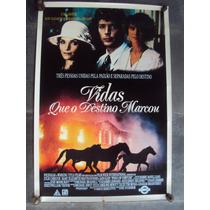 Poster do filme Vidas Que o Destino Marcou