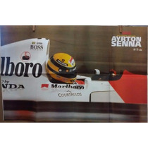 Poster do filme Uma Estrela Chamada Ayrton Senna
