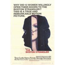 Poster do filme O Estrangulador de Boston