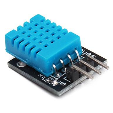 Sensor De Umidade E Temperatura Dht11 Arduino Pronta
