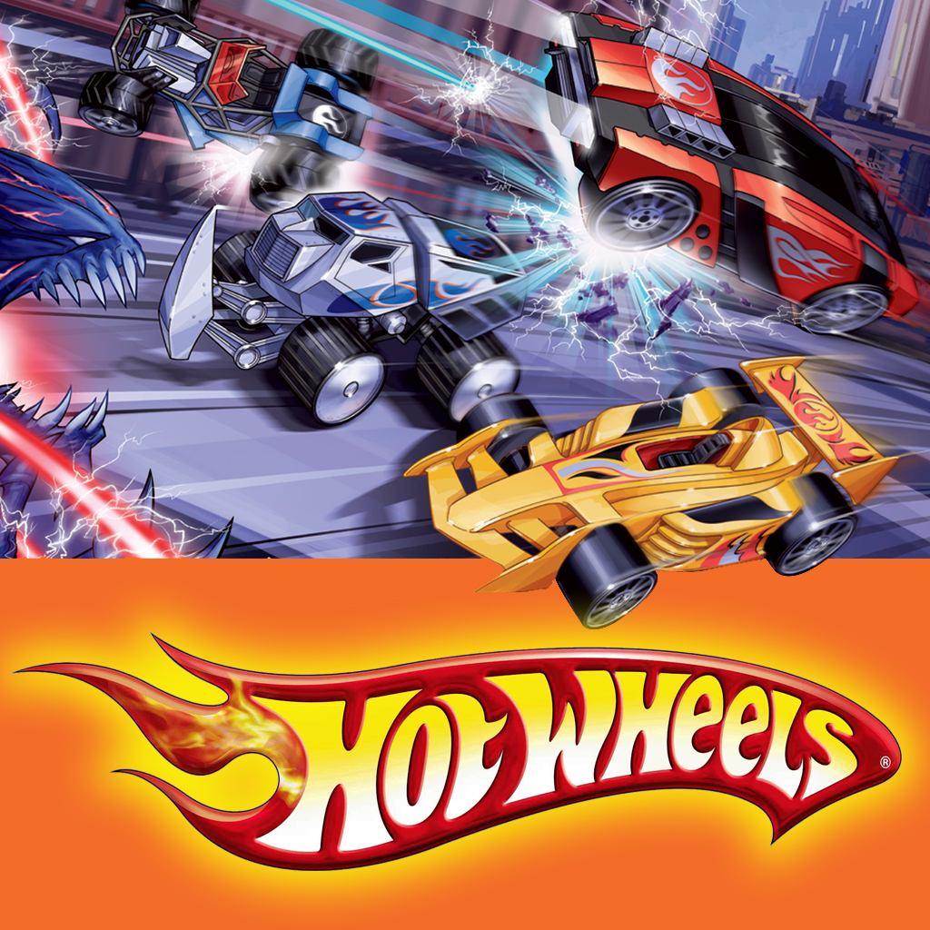 Hot Wheels Battle Force 5 Coloring Pages