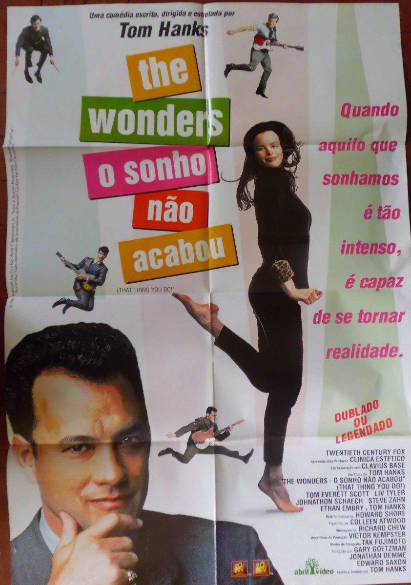 Poster do filme O Sonho não Acabou!