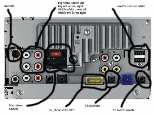 Installing Pioneer Avh X2700 Bs In Hyundai Sonata 2009 Walt S. Name Pioneer Avh X2600bt Source. Pioneer Avh P3200dvd Wiring Diagram Blonton : avh x2600bt wiring diagram - yogabreezes.com