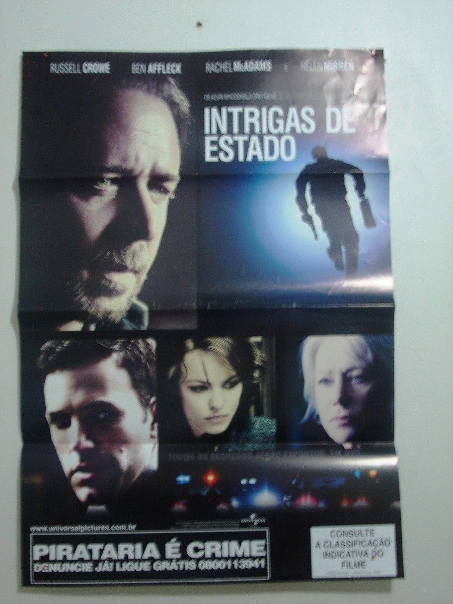 Poster do filme Intrigas de Estado