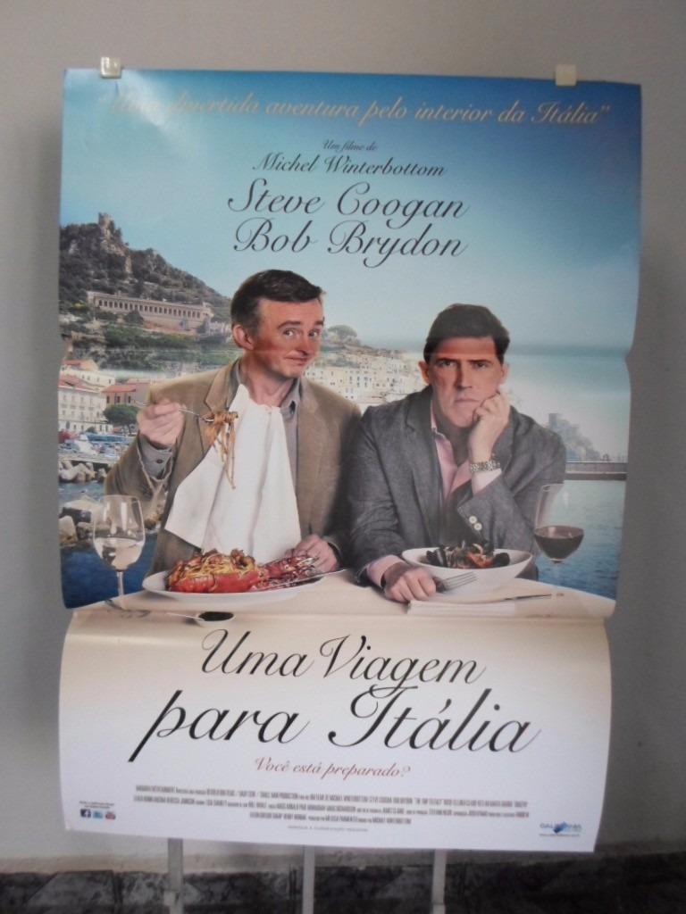 Poster do filme Uma viagem para Itália