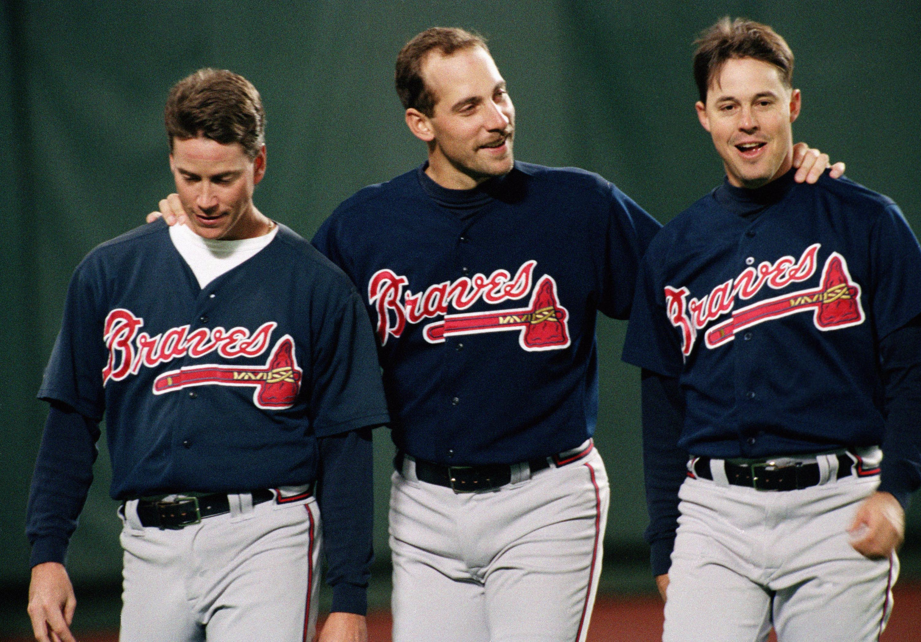 Image result for john smoltz 1995