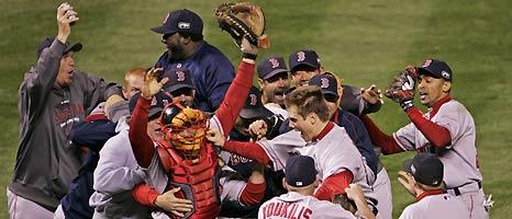 Sox Win Series