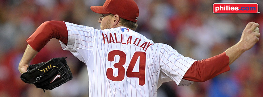 Roy Halladay's Facebook Cover Photo