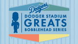 Dodger Stadium Greats Bobblehead Series