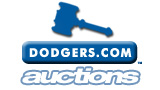 Dodgers Auctions