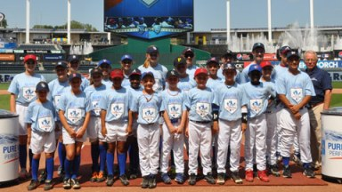 The 2012 MLB Pitch, Hit & Run National Finalists