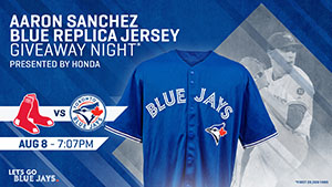 new style 7005e 957de Don't miss the Blue Jays vs. Red Sox starting on August 7 ...