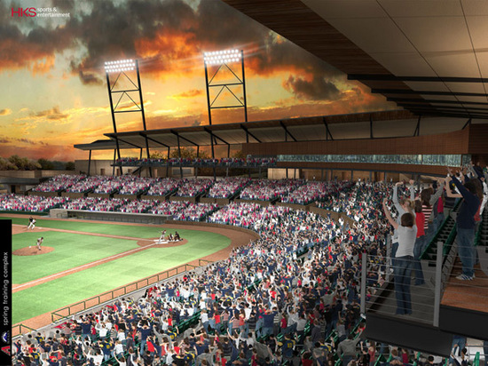 Salt River Fields...Of Dreams it Seems (4/6)