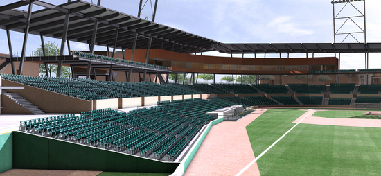 Salt River Fields...Of Dreams it Seems (5/6)