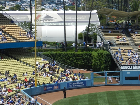 The Angels Return to Sunny SoCal for Two More Wins + I Return to Dodger Stadium (4/6)