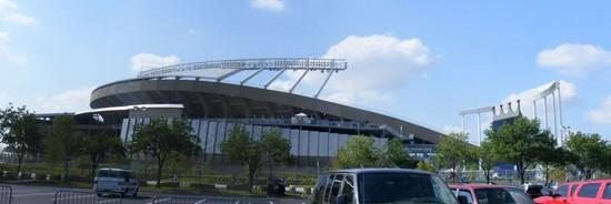 8/5/09 at Kauffman Stadium (2/6)