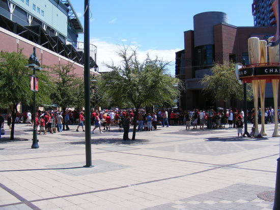 8/7/10 at Chase Field (5/6)