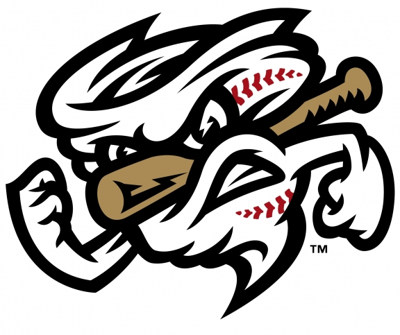 Logo of the Month: Omaha Storm Chasers (1/2)