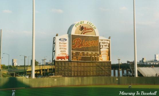 Ballpark Review: Pilot Field-Buffalo, NY (1/4)