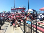 CSUN_Fans providing their own shade