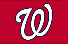 Nationals Cap Logo