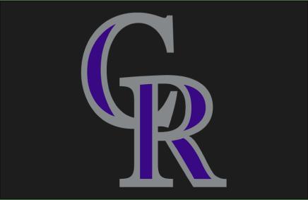 Rockies Cap Logo