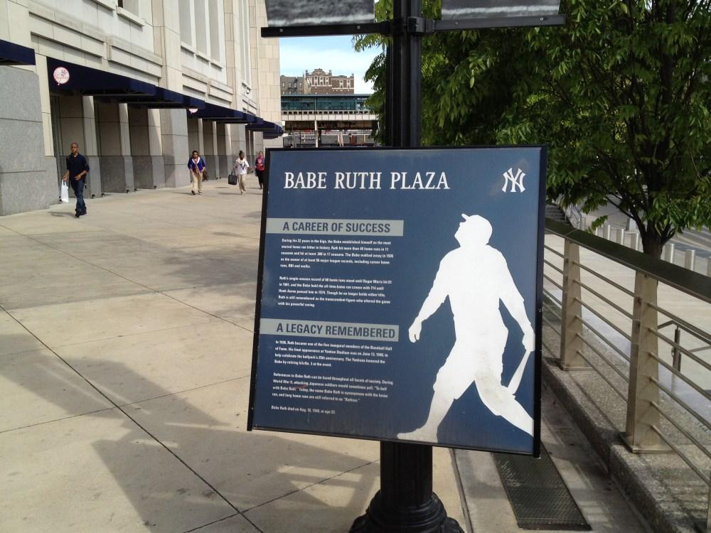 4/30/12 Orioles at Yankees: Yankee Stadium (2/6)
