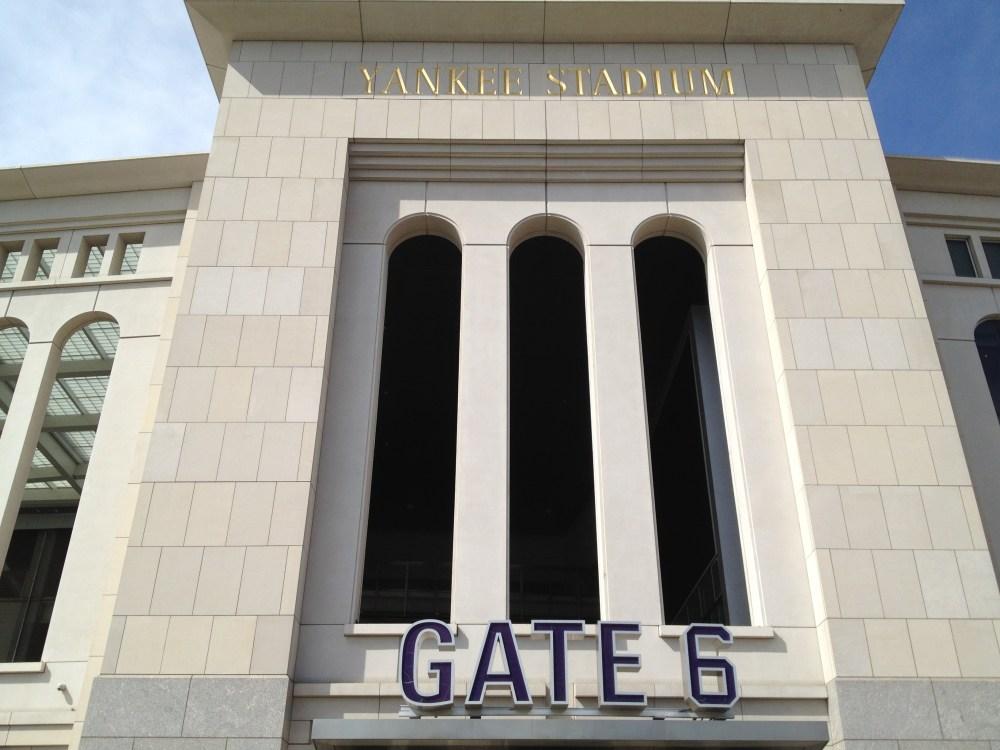 4/30/12 Orioles at Yankees: Yankee Stadium (3/6)