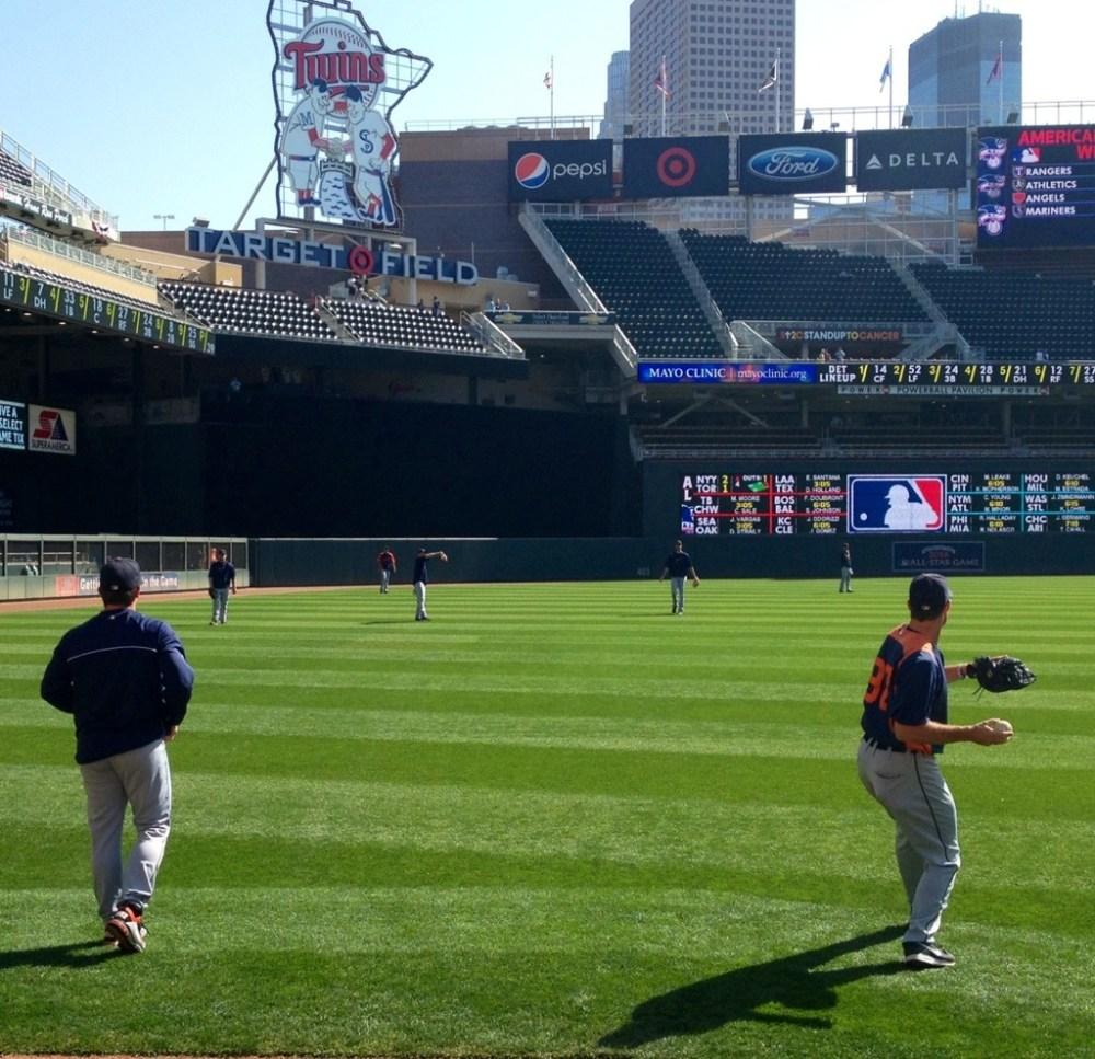 9/29/12 Tigers at Twins: Target Field (6/6)