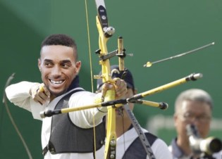 Billy Hamilton, Archery