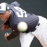 Losing Chapman Bittersweet For Yankees Fans