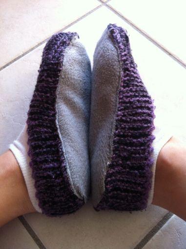 Des chaussons améliorés