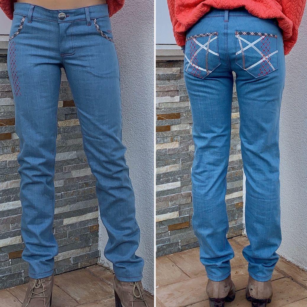 Mon deuxième jean