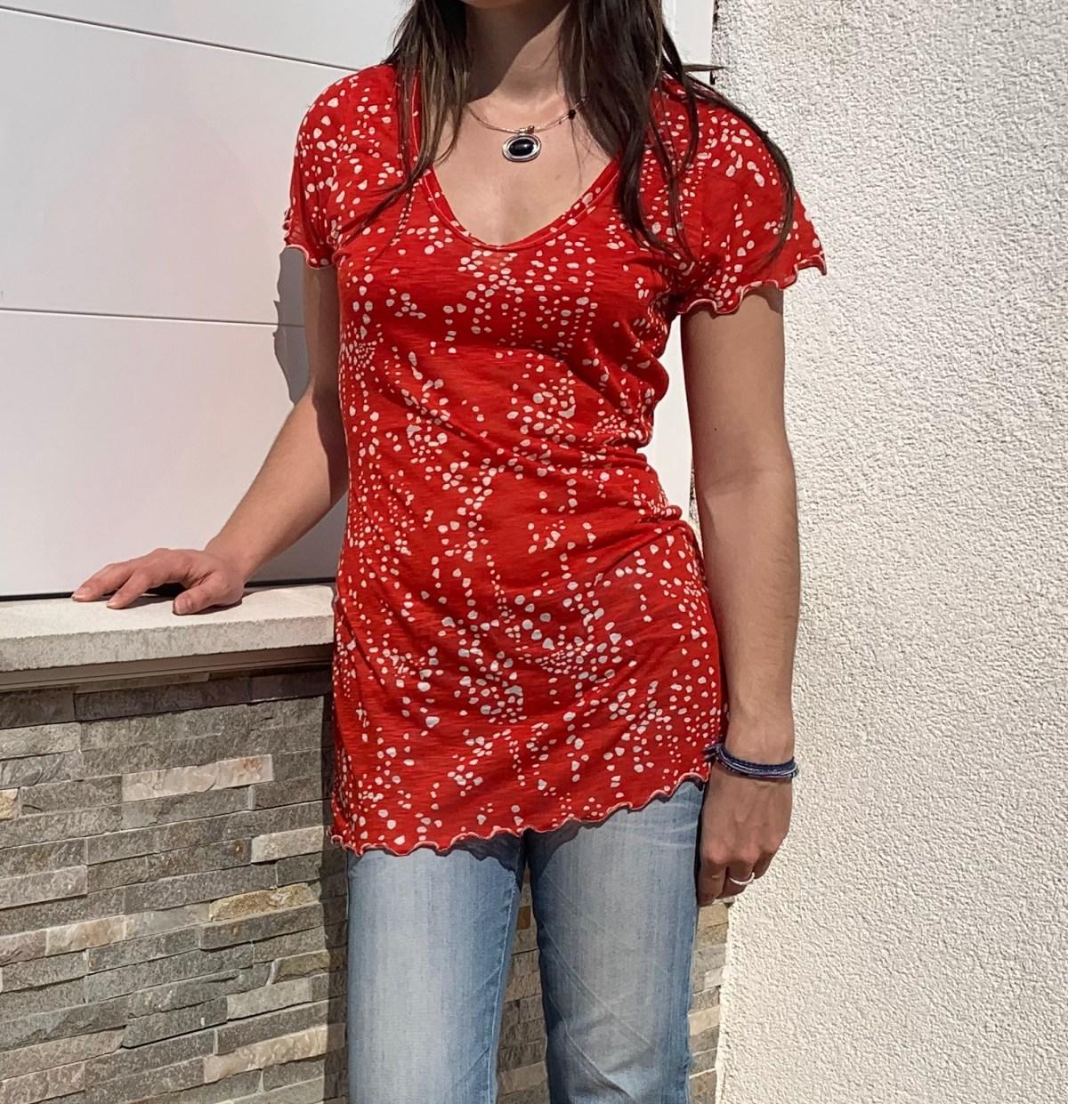 Mon T-shirt Tunique
