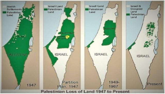 ইসরায়েল রাষ্ট্রের জন্ম এবং এর ইতিহাস