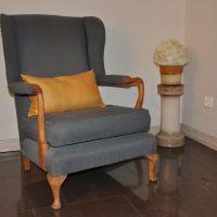 Samodzielne tapicerowanie fotela !!