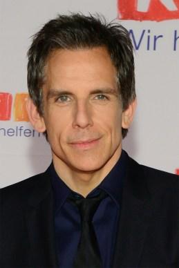 Celebrity Actor: Ben Stiller