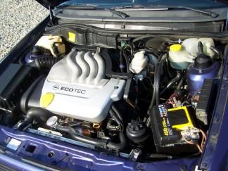 1.6 16V ECOTEC motor