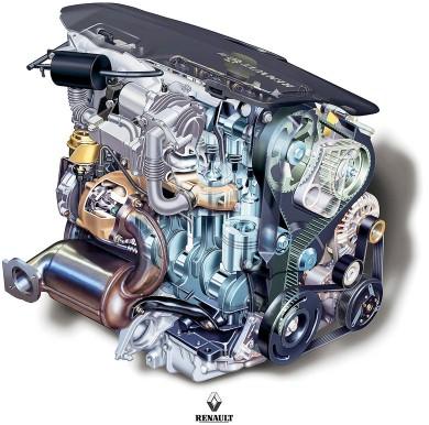Renault 1.9 dCi motori