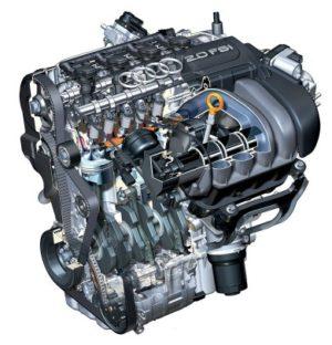 2.0 FSI/TFSI motor