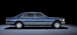 Mercedes-Benz S-Class 126 series: 500 SEL