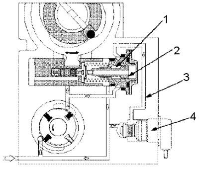 Bosch VP44 pumpa visokog pritiska - Bosch VP44   MLFREE