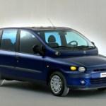 Fiat Multipla – propisane količine motornog ulja i servisni …